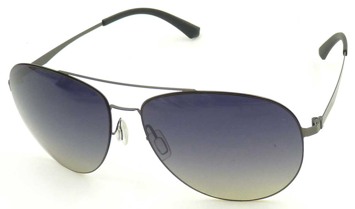 FM171008 New Design Super Elastic Stainless Steel Sunglasses Polarized Lens