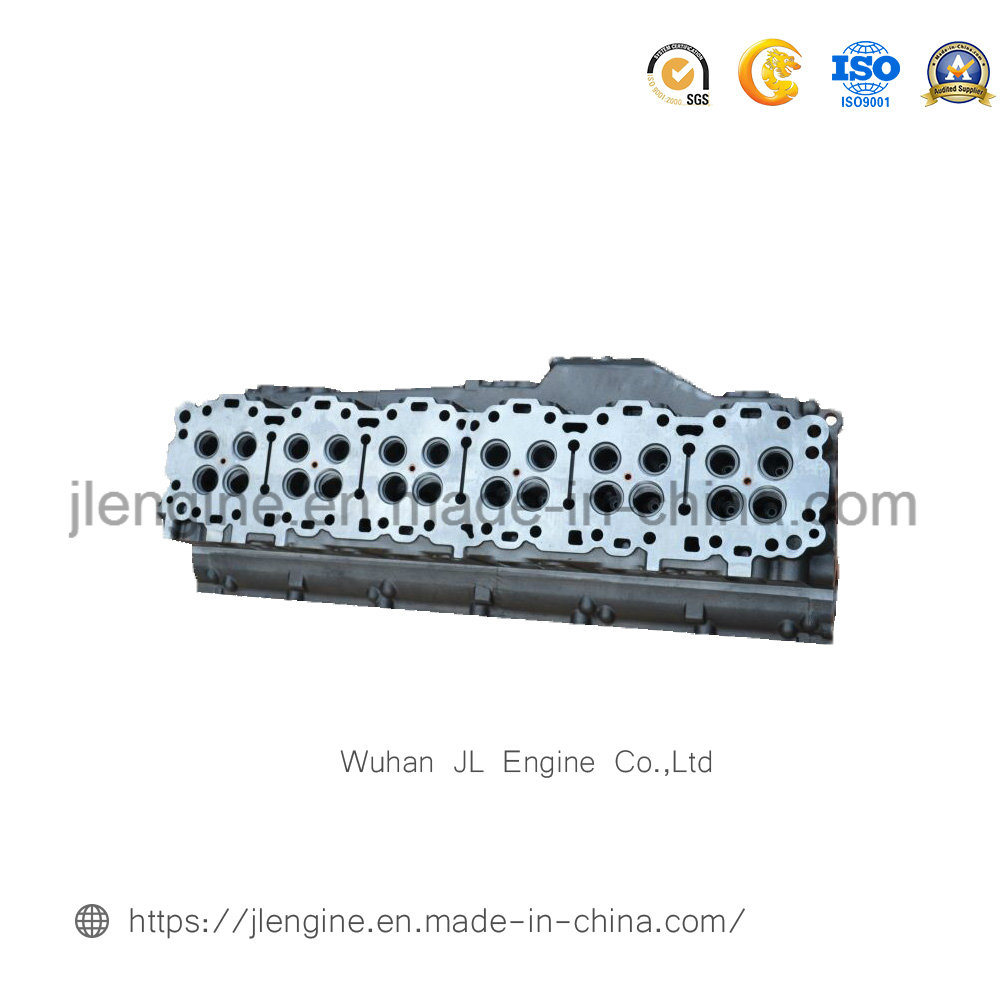S60 Cylinder Head Six Cylinder for Diesel Engine pictures & photos