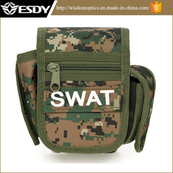 7 Colors Utility Tool Waist Pouch Carrier Bag Digital Camo Tool Bag