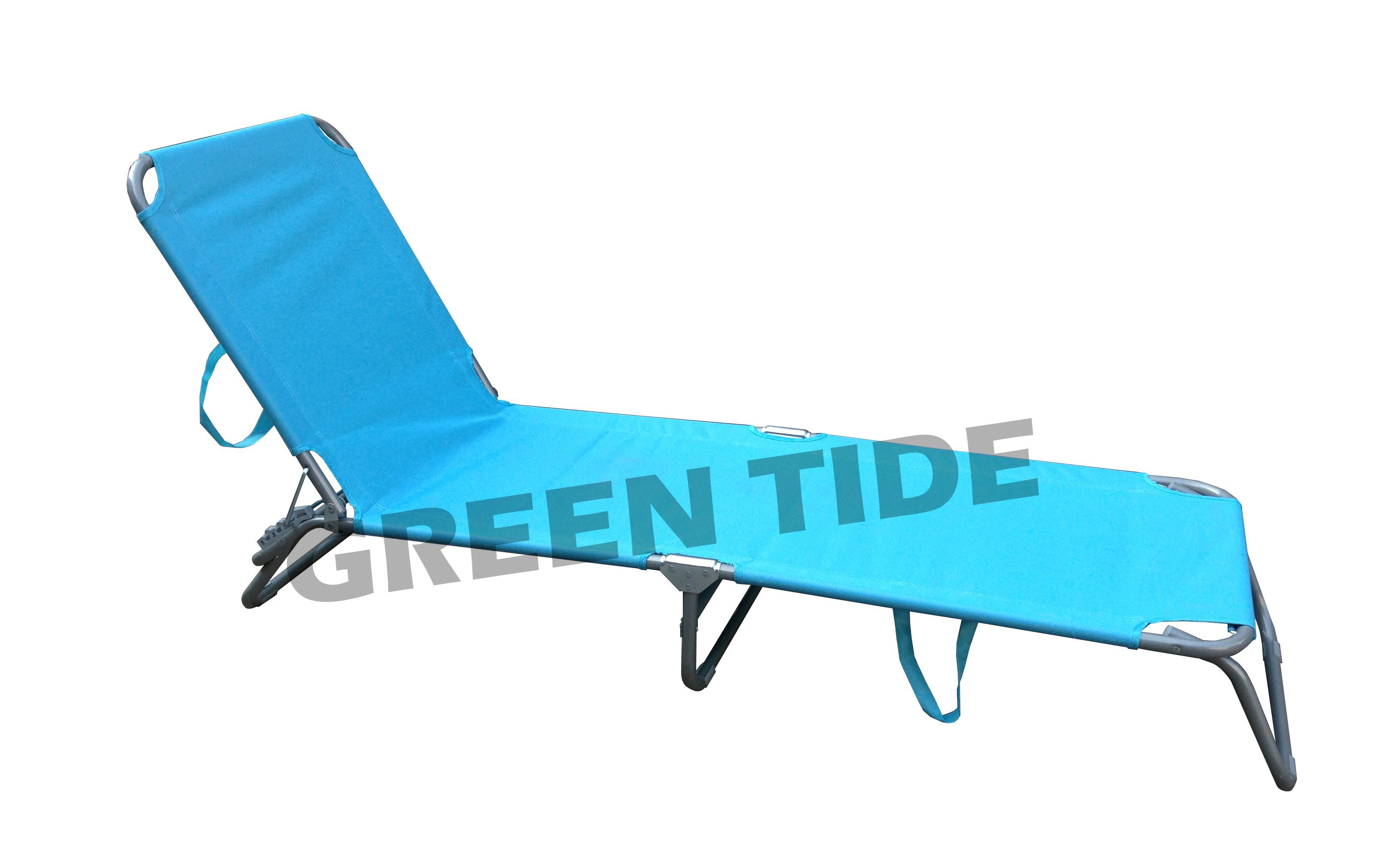 - China Metal Frame Outdoor Garden Furniture Camping Beach Sleeping