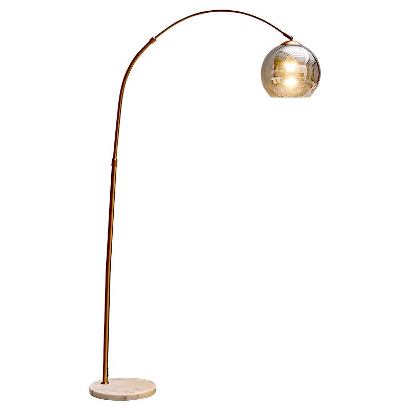 China Jlf 3077 Modern Marble Base, Floor Standing Lamps For Living Room