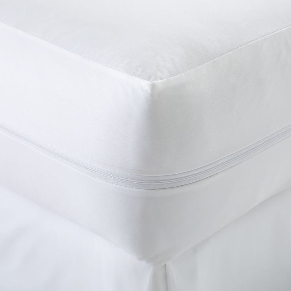 Breathable Anti-Mite Mattress Protector Waterproof Anti-Allergy