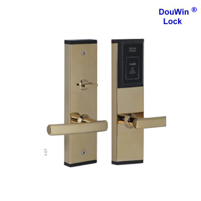 [Hot Item] Antique Proximity Card Door Lock for Wooden Door