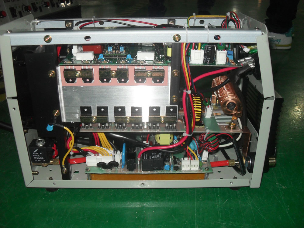 DC Inverter TIG MOS Welder/Solder TIG200s pictures & photos