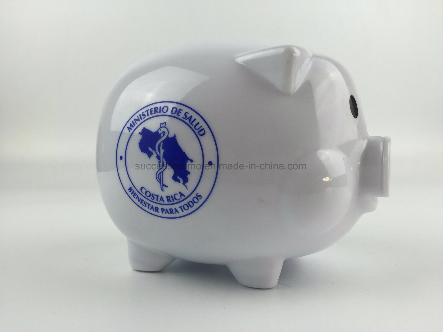 Hot Sale PS Saving Money Box, Pig Money Bank for Kids pictures & photos