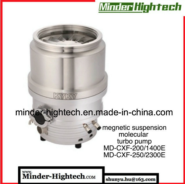 Grease Lubrication Turbo Vacuum Pump MD-FF-100/300e pictures & photos