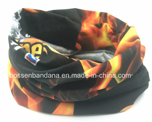 Factory Produce Customized Design Printed Promotional UV Protection Sports Biker Multifunctional Head Scarf pictures & photos