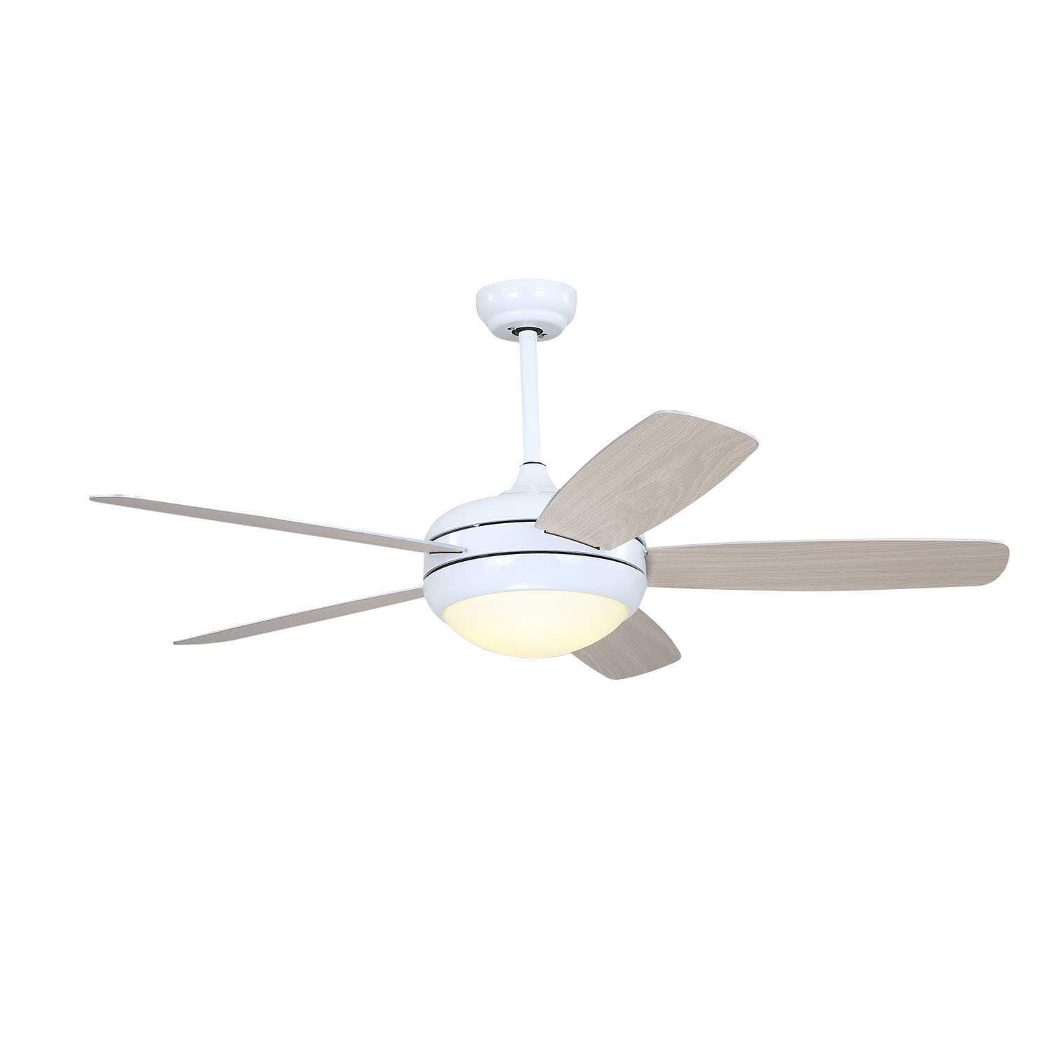 China New Bldc Ceiling Fan With 3 Color Light Dc