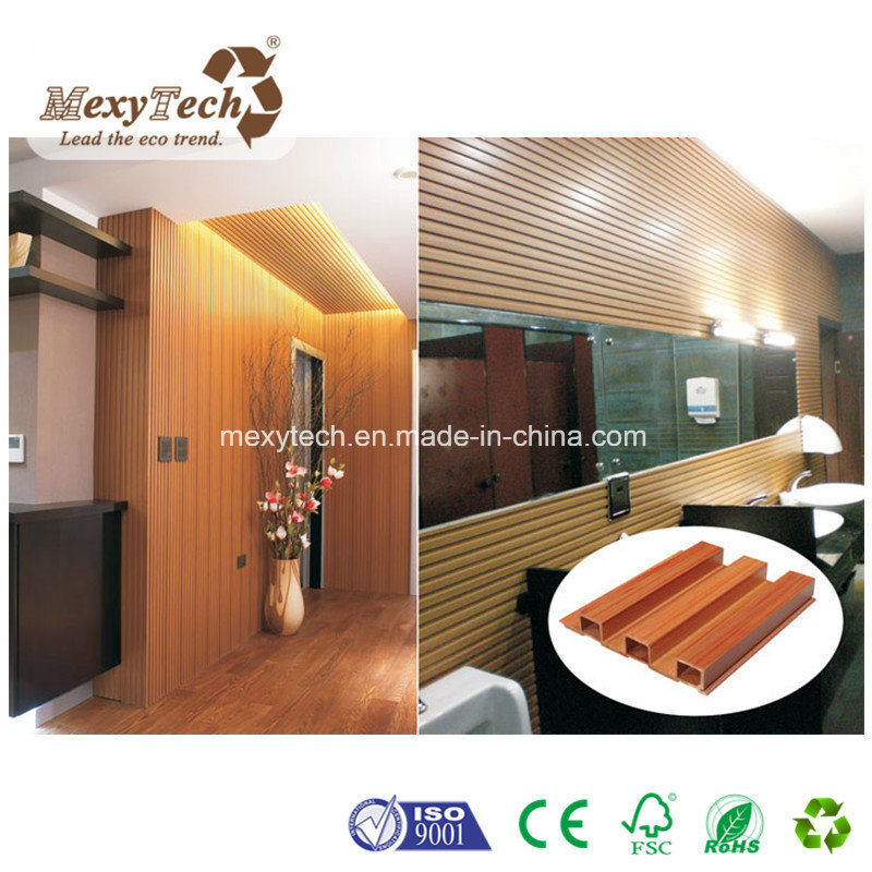 Cheap Fireproof Design WPC Decorative Material For Interior Wall