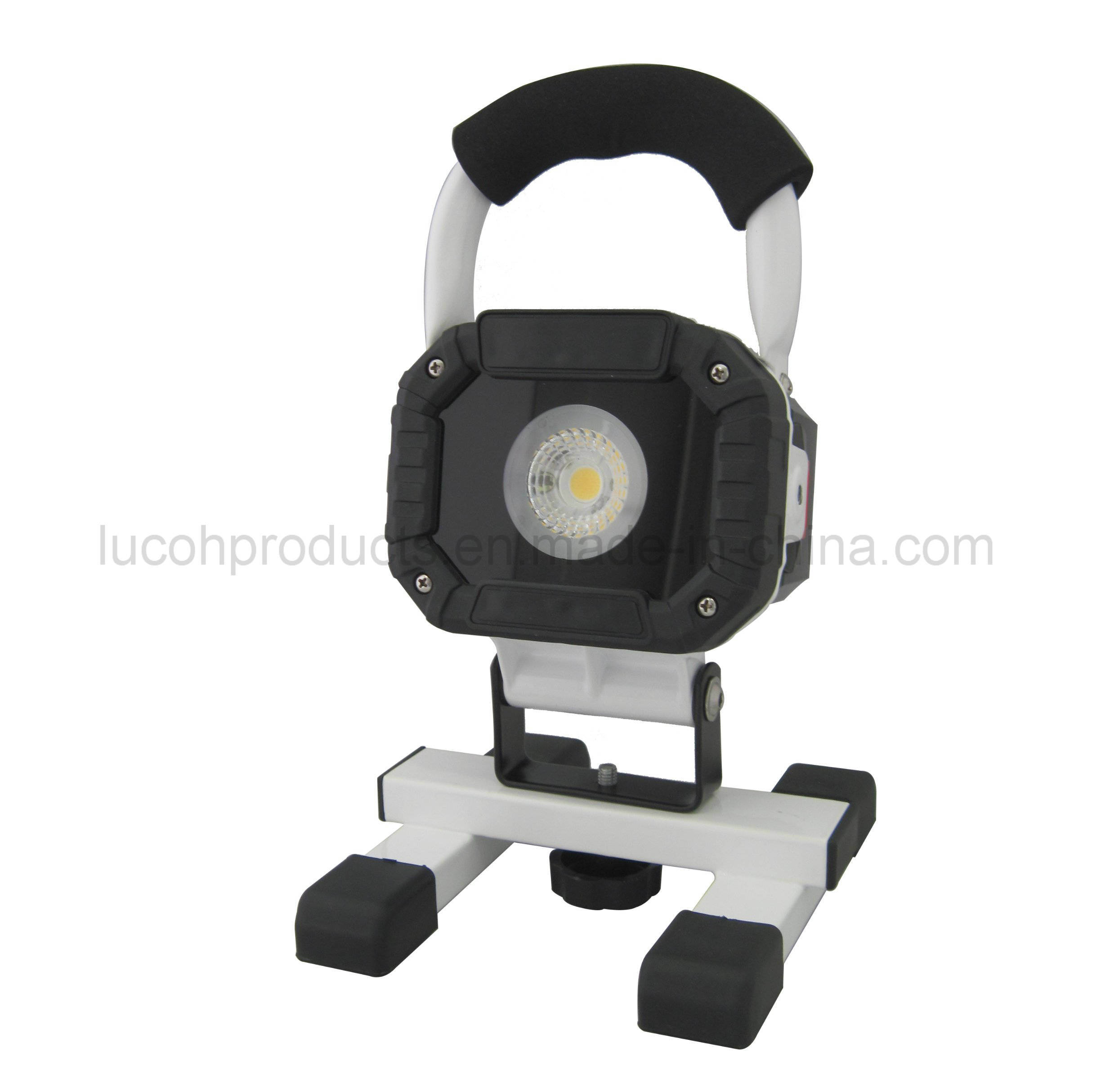 stamping flood watt led pro lite copy cob light work products rechargeable alert