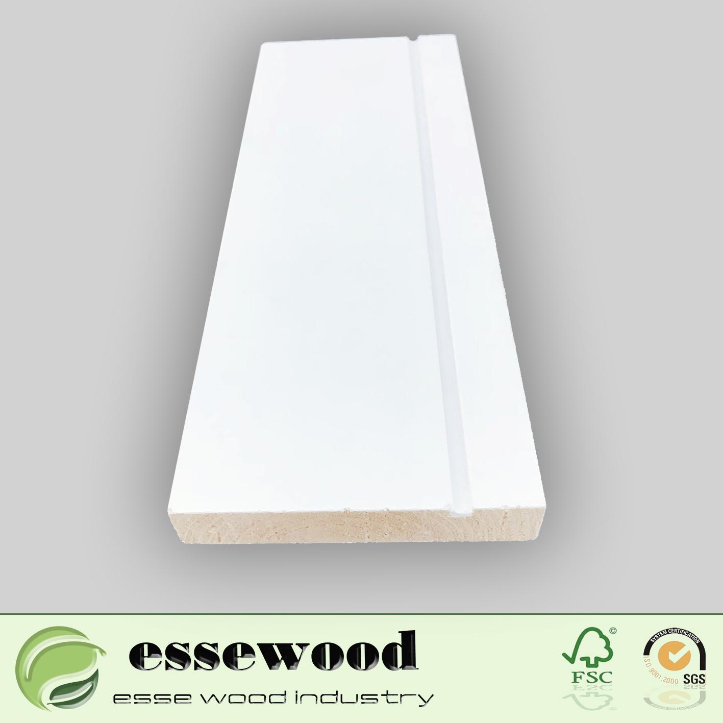 China Woodgrain Millwork Moulding Solid Wood Interior Custom Door ...