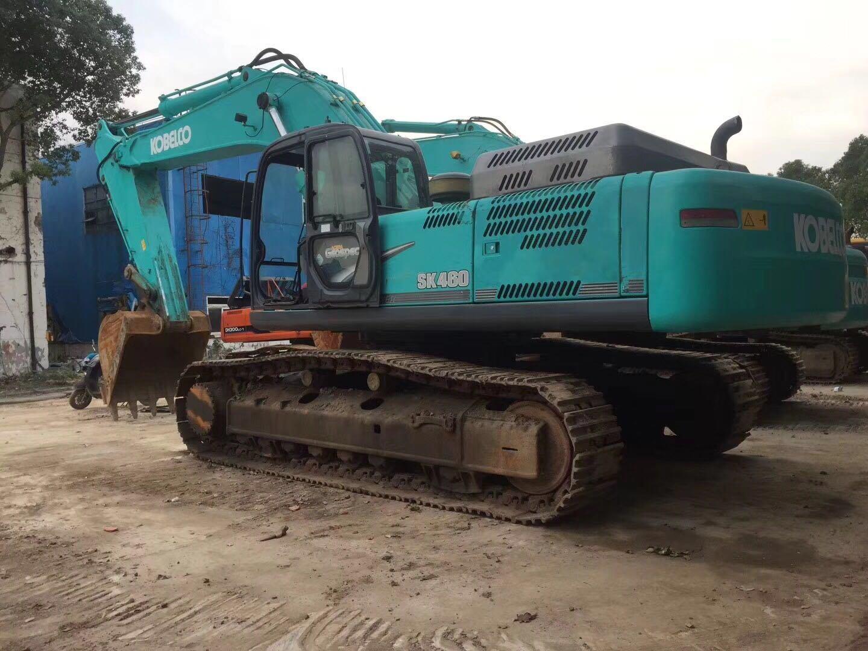 [Hot Item] Used Kobelco Excavator Sk480LC-8 Japan Excavator