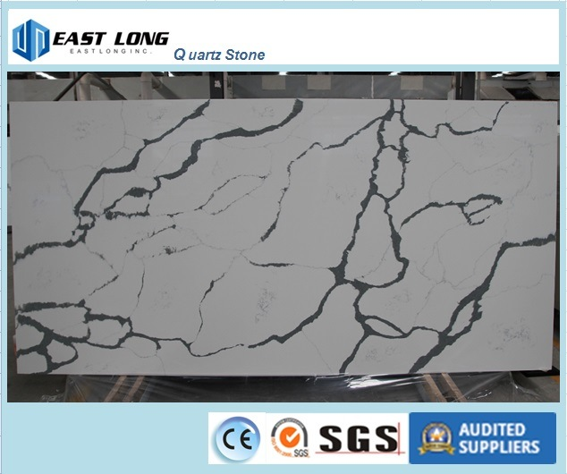 Artificial Quartz Stone Slab for Building Material pictures & photos