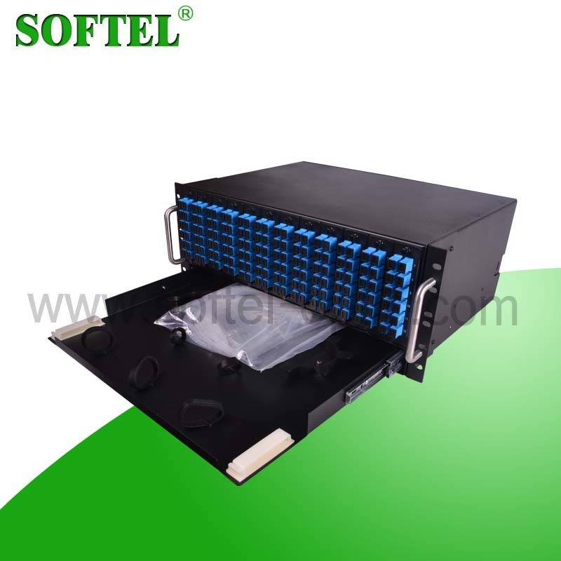 Fiber Optical 144 Cores Fiber Optical ODF