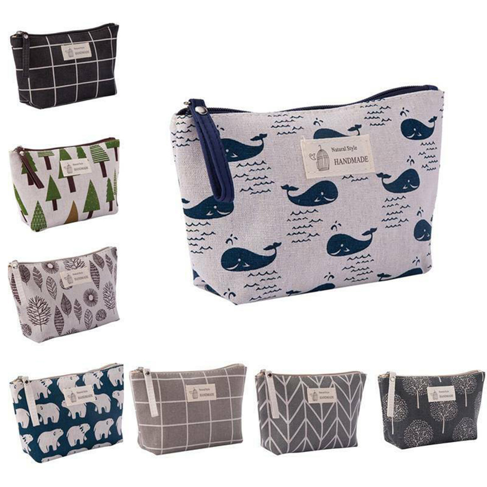 Cosmetic Bag And Makeup Case