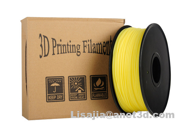 Factory Wholesale PLA 3 D Printer Fliament 1.75/ 3.0mm Red PLA Filament for 3D Printer pictures & photos