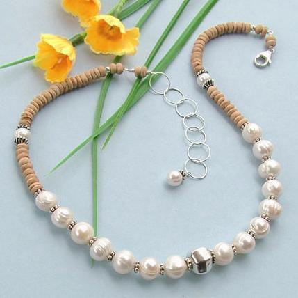 Pearl Necklace Patterns Free Patterns