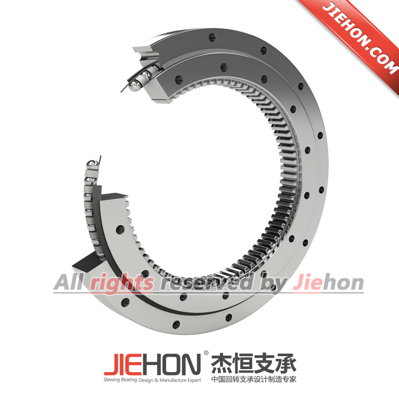 Motor Grader Slewing Ring Bearing