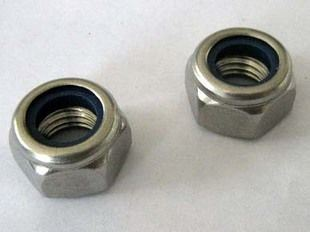 DIN985 Carbon Steel Nylon Lock Nut, Zinc Plating, pictures & photos