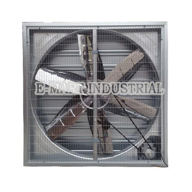 Ventilation Fan Heat Exchanger Radiator Axial Fan