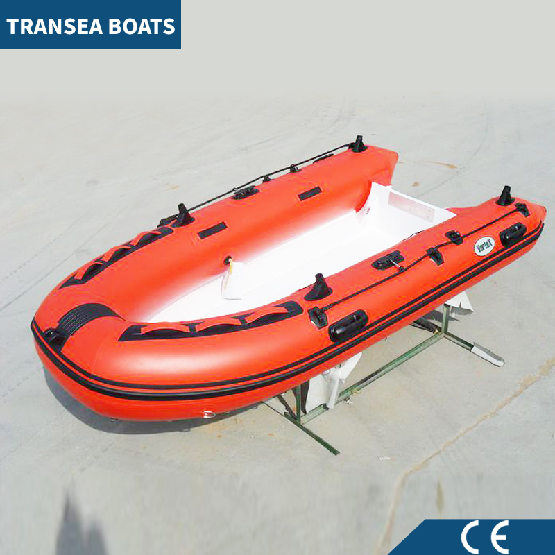 2017 New Most Popular Rib Inflatale Boat with Ce Cetification
