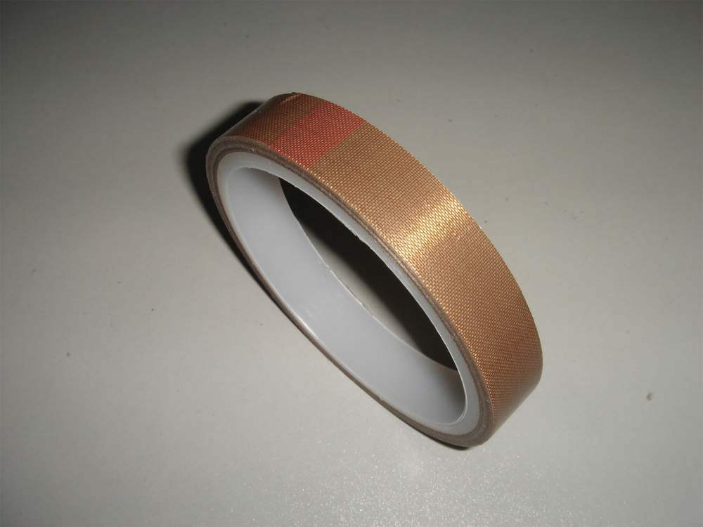 High Strength PTFE Glass Fiber Adhesive Tape pictures & photos