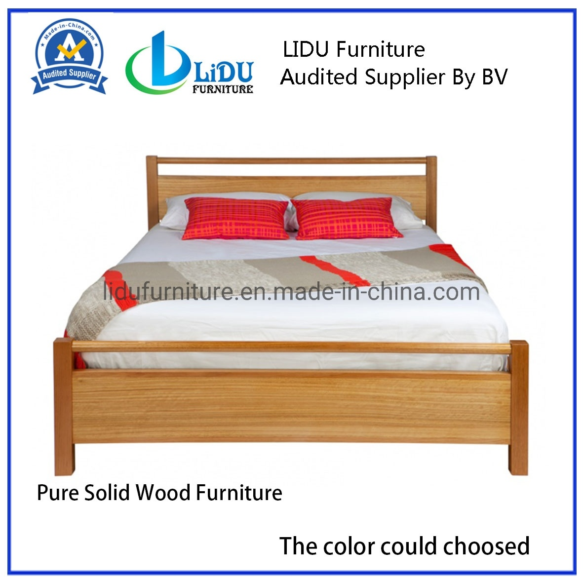 Picture of: China Solid Wood Bed Pine Bedroom Furniture Modern Bed Solid Wooden Bed From China Pine Wood Kids Bunk Beds For Sale Photos Pictures Made In China Com