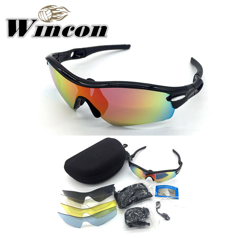 DESIGNER MENS POLARISED SUNGLASSES SPORT RUNNING DRIVING SKIING CYCLING AND CASE