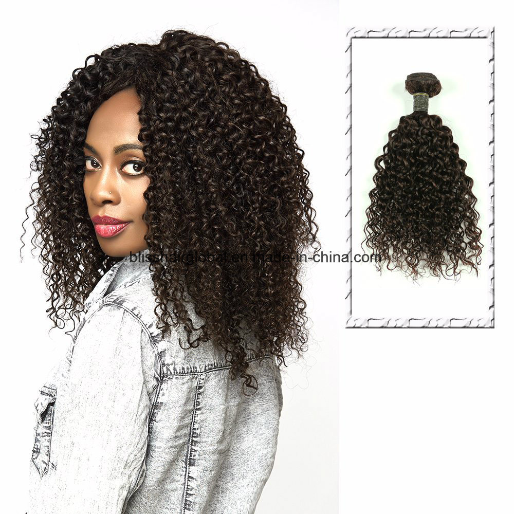 China Virgin Human Hair Extension Remy Brazilian Hair Weaving