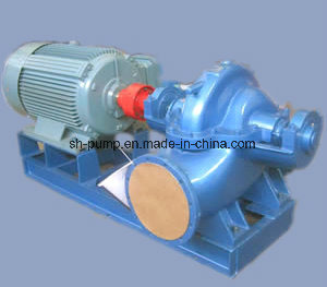 Ots Types Double-Suction Axial Split Volute Casing Sea Water Centrifugal Pump pictures & photos