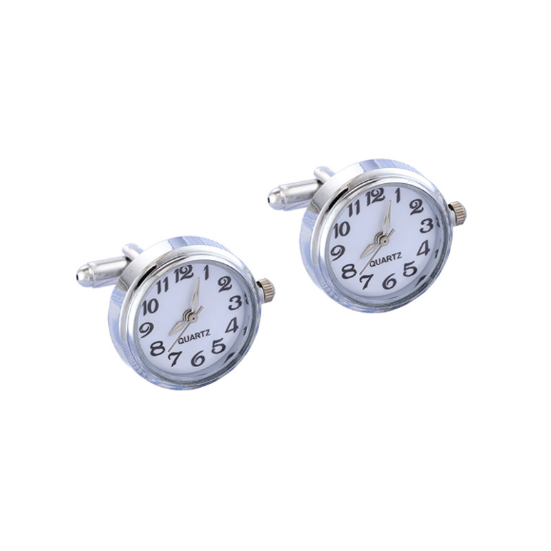 2017 New Designer Watch Gemelos Cufflinks