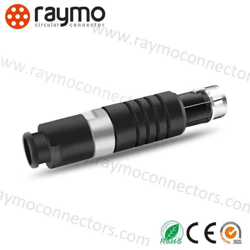 Fischeres S105 Z054 Female Cable Mounted Plug Metal Push Pull Military Connector pictures & photos