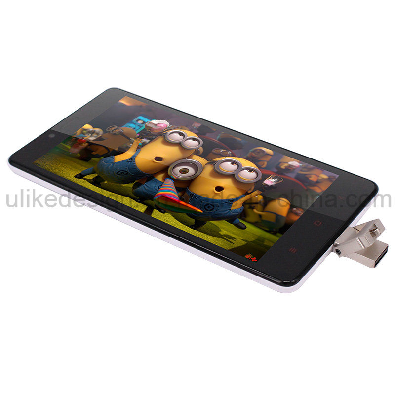Wholesale Swivel Metal OTG USB (UL-OTG011) pictures & photos