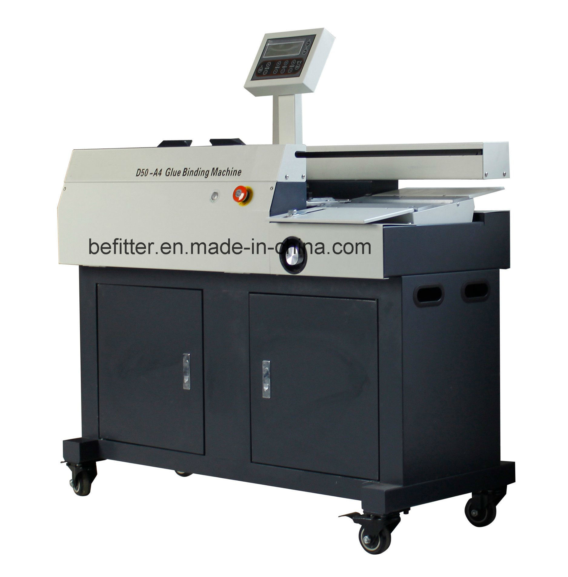High quality Perfect book binding machine D50-A4