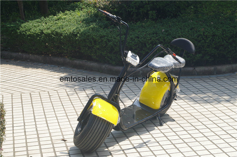 2 Wheel Self Balancing Mobility Electric Citycoco Electric Scooter Woqu Seev Electric Scooter pictures & photos
