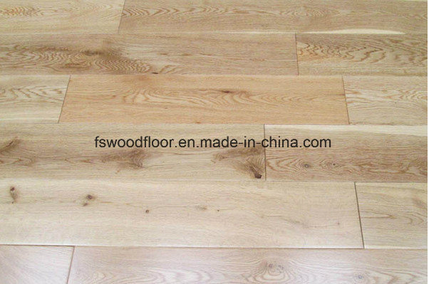 European Oak Solid Wood Flooring