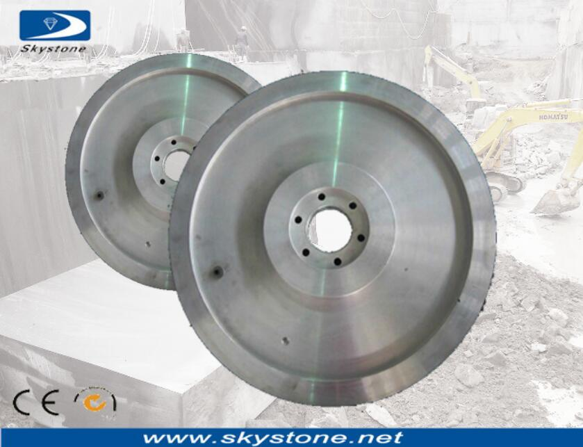 China Hot Sell Wire Saw Machine Pulley for Quarry - China Diamond ...