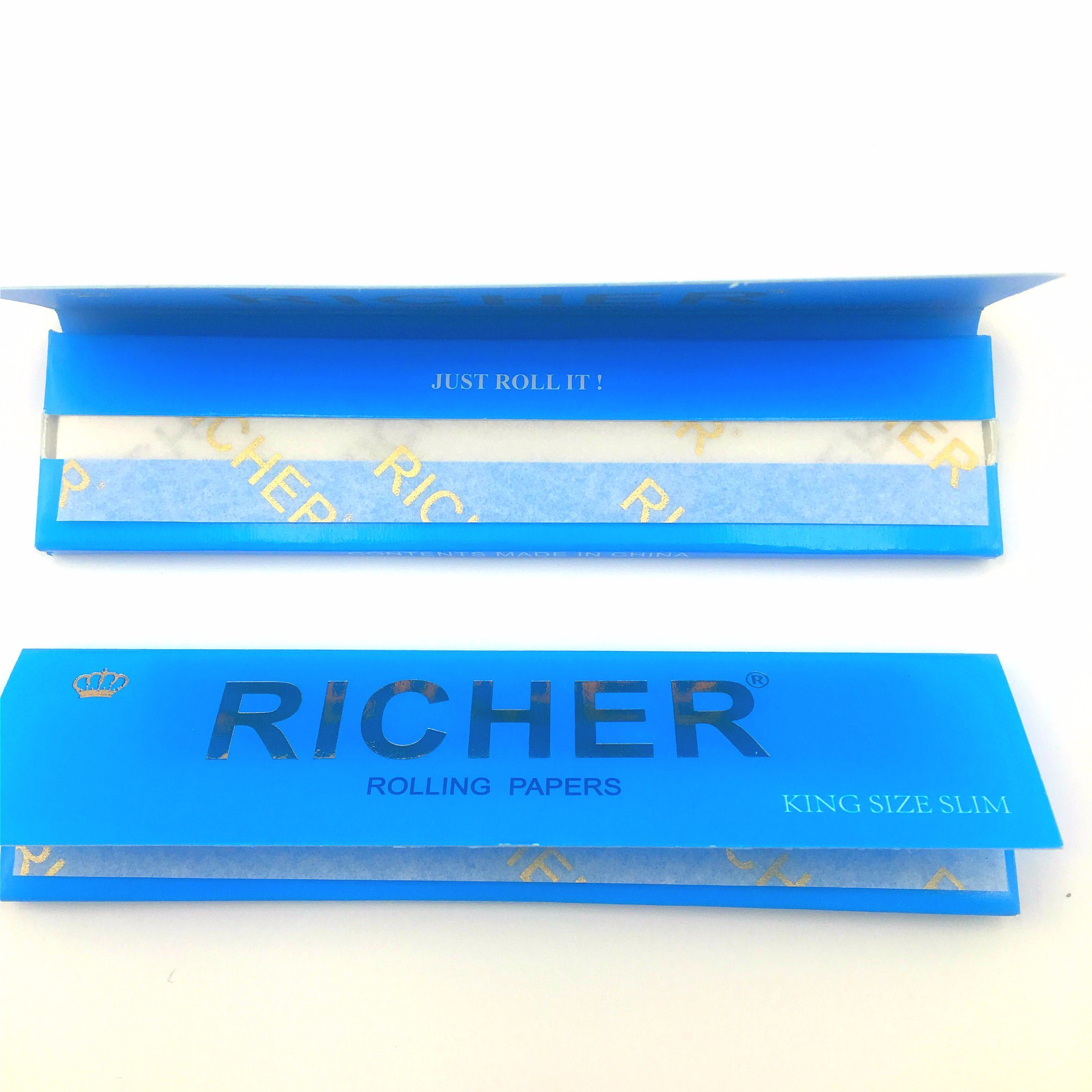 China Wholesale Manufacturer Tobacco Rolling Paper with 1 1