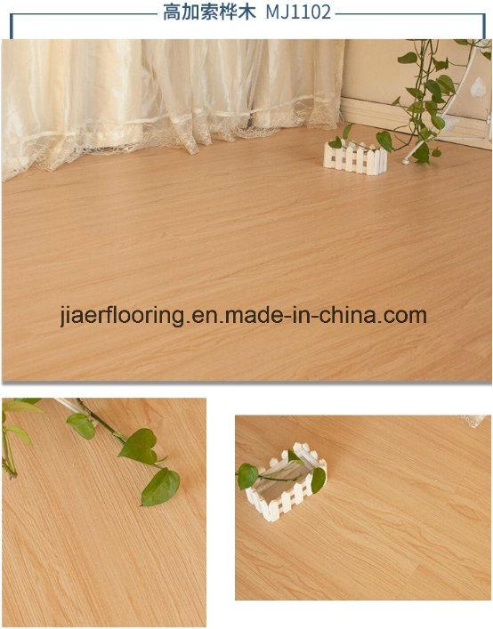 Recyclable Wood Self Adhesive Pvc Vinyl Lowes Linoleum Flooring