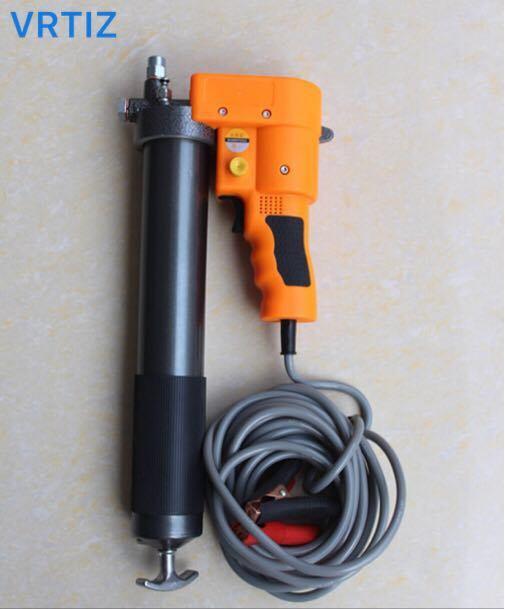 Electric Grease Gun >> Hot Item Portable Lubricator Equipment Electric Grease Gun