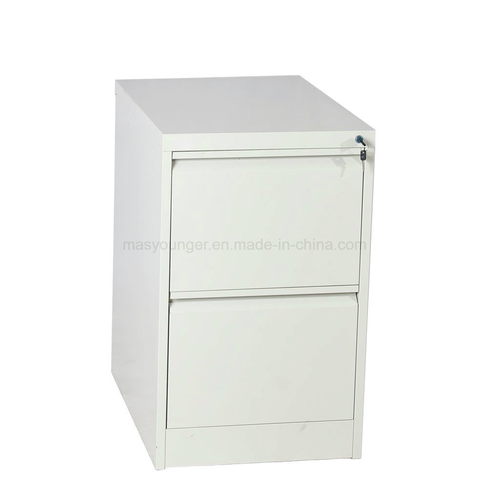 newest b4ad5 cf65f [Hot Item] Space Solutions 2-Drawer Metal File Storage Steel Desk Standard  Cabinet with Lock and Handles