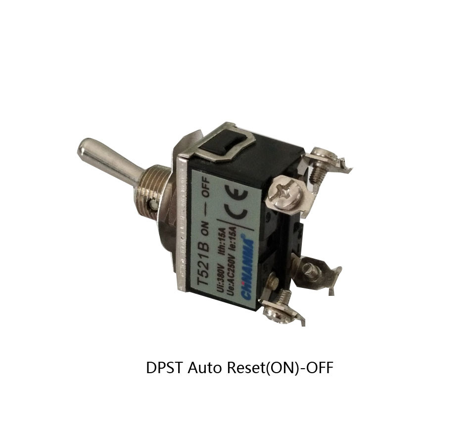 China Kinds Of Electrical Push Button Auto Reset On Off Toggle How To Wire A Switch