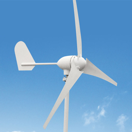 China Wind Power Generator Type 400W Wind Turbine for Sale - China