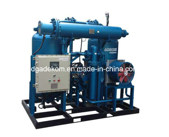 Adsorption Desiccant CNG Natural Gas Dehydration Dryer (KRD-40WXF(G)