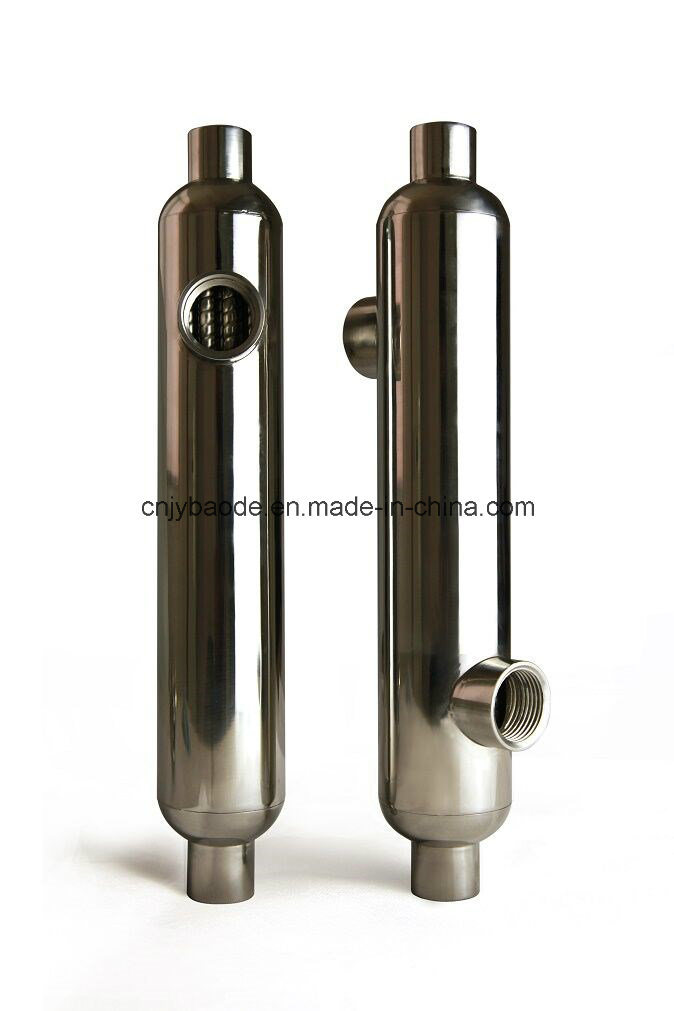 Stainless Steel Material Shell and Tube Heat Exchanger Swimming Pool pictures & photos