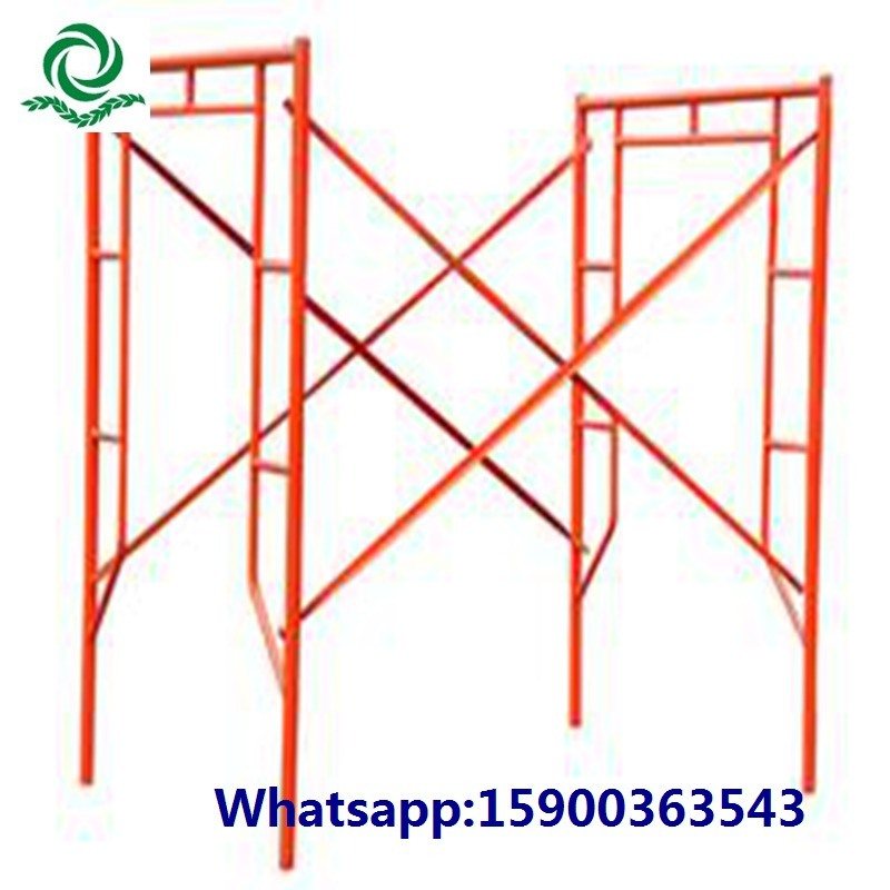 China 1219*1700mm H Frame Walk Through Frame Scaffold Photos ...