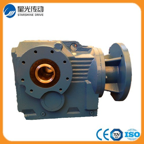 K Series Helical Bevel Geared Motor