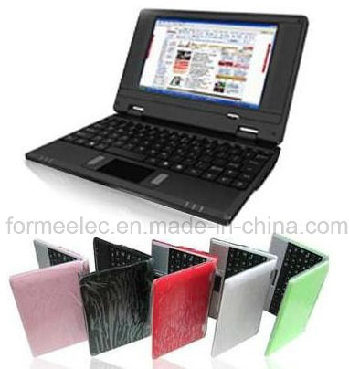 "7"" UMPC Portable Notebook Android4.4 Wm8880 Dual-Core 512MB4GB"