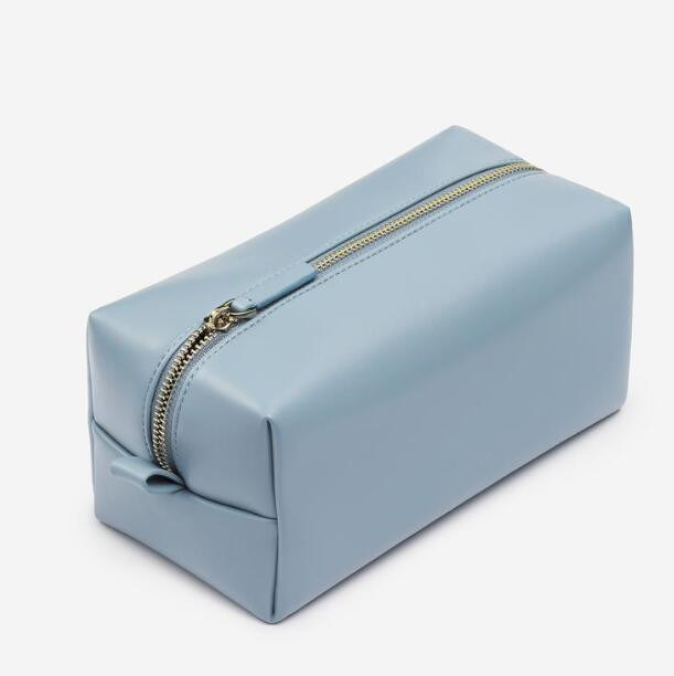 China Leather Cosmetic Bag Women Makeup