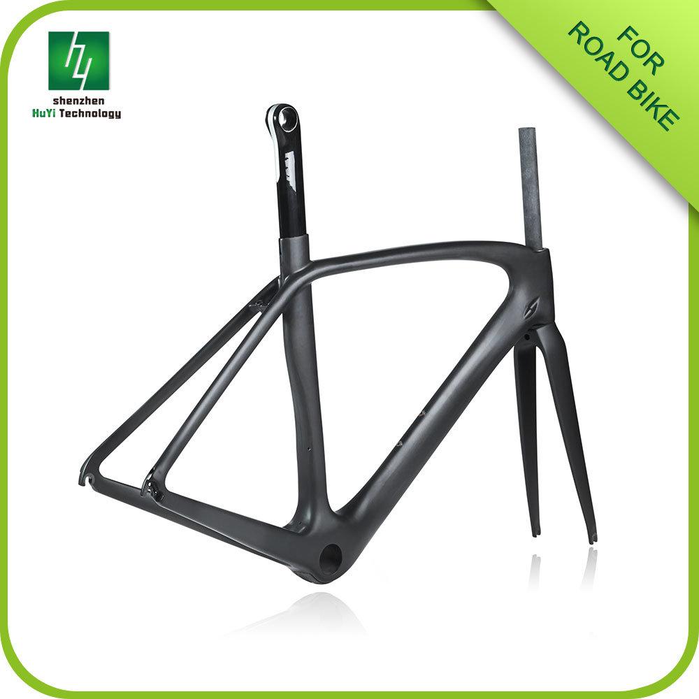 China Carbon Fiber Bike Frame Crf06 Carbon Bike Frame Size 49/52/54 ...